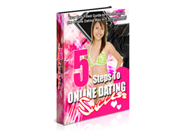 Free PLR eBook – 5 Steps to Online Dating Success
