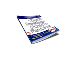 Free PLR eBook – 7 Days to Easy-Money