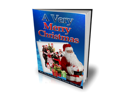 Free PLR eBook – A Very Merry Christmas