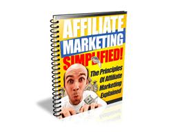 Free PLR eBook – Affiliate Marketing Simplified