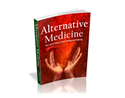 Free PLR eBook – Alternative Medicine