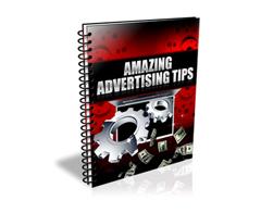 Free PLR eBook – Amazing Advertising Tips