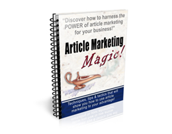 Free PLR Newsletter – Article Marketing Magic