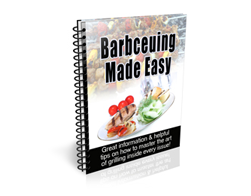 Free PLR Newsletter – Barbecueing Made Easy