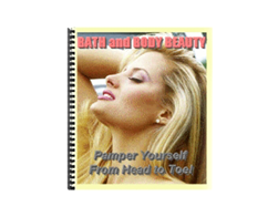 Free PLR eBook – Bath and Body Beauty