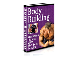 Free PLR eBook – Body Building Secrets Revealed
