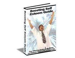 Boosting Self Esteem Guide