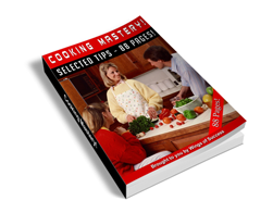 Free MRR eBook – Cooking Mastery