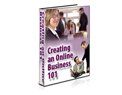 Free PLR eBook – Creating an Online Business 101