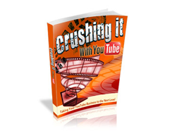 Free MRR eBook – Crushing it With Youtube