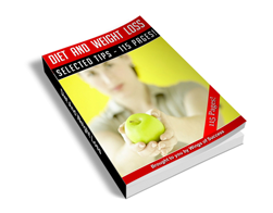 Free MRR eBook – Diet and Weight Loss