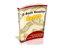 E-Book Reseller Riches