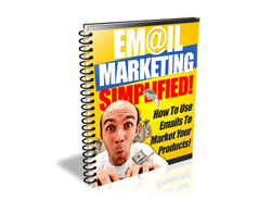 Free PLR eBook – Email Marketing Simplified