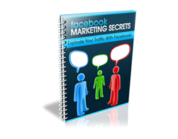 Free PLR eBook – Facebook Marketing Secrets