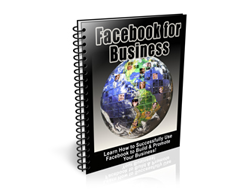 Free PLR Newsletter – Facebook for Business