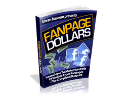 Free PLR eBook – Fanpage Dollars
