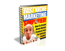 Free PLR eBook – Fast Niche Product Creation Simplified