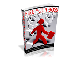 Free PLR eBook – Fire Your Boss