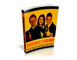 Free PLR eBook – Firesale Essence