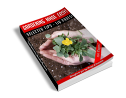 Free MRR eBook – Gardening Made Easy!
