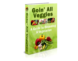 Free PLR eBook – Goin' All Veggies