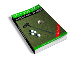 Free MRR eBook – Golf Gift Ideas