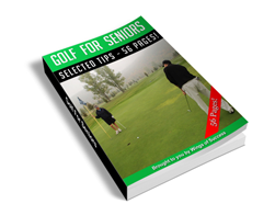 Free MRR eBook – Golf for Seniors