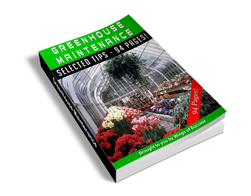 Free MRR eBook – Greenhouse Maintenance