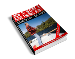 Free MRR eBook – How to Become a Bass Fishing Pro