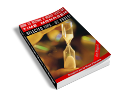 Free MRR eBook – How to Become a Highly Effective Time Manager