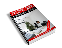 Free MRR eBook – How to Decorate Your House like a Pro