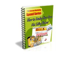 Free PLR eBook – How to Develop Your Own Hot Selling Product