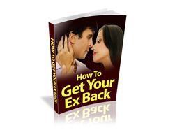 Free PLR eBook – How to Get Your Ex Back