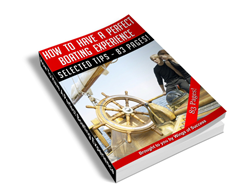 Free MRR eBook – How to Have a Perfect Boating Experience