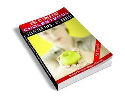 Free MRR eBook – How to Lower Your Cholesterol