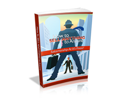 Free MRR eBook – How to Sell Anything to Anyone