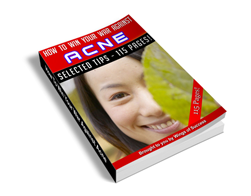 Free MRR eBook – How to Win Your War Against Acne