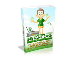 Free PLR eBook – Instant Cash Strategies
