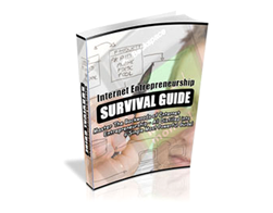Free PLR eBook – Internet Entrepreneurship Survival Guide