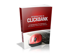 Free MRR eBook – Introduction to ClickBank