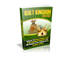 Free PLR eBook – Kult Kingdom Tactics