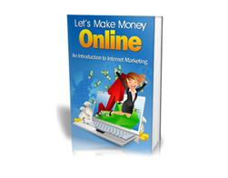 Free PLR eBook – Let's Make Money Online