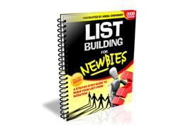 List Building for Newbies