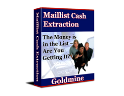 Free PLR eBook – Maillist Cash Extraction