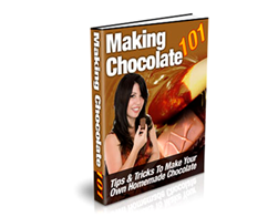 Free PLR eBook – Making Chocolate 101