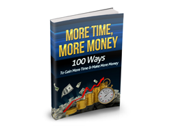 Free BRR eBook – More Time More Money