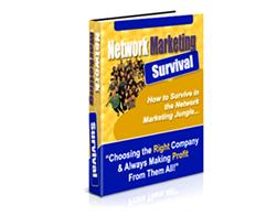 FI-Network-Marketing-Survival