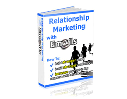 Free PLR eBook – Relationship Marketing with EMails