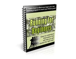 Free PLR Newsletter – Running for Beginners