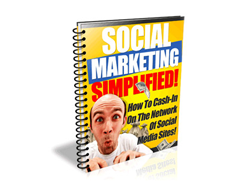 Free PLR eBook – Social Marketing Simplified